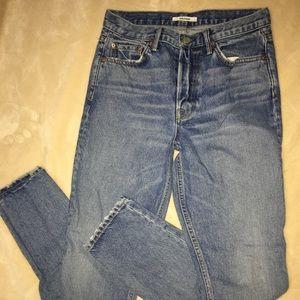 Grlfnd xrevolve karolina high rise skinny jeans